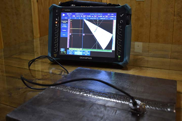 Shear Wave Monitor